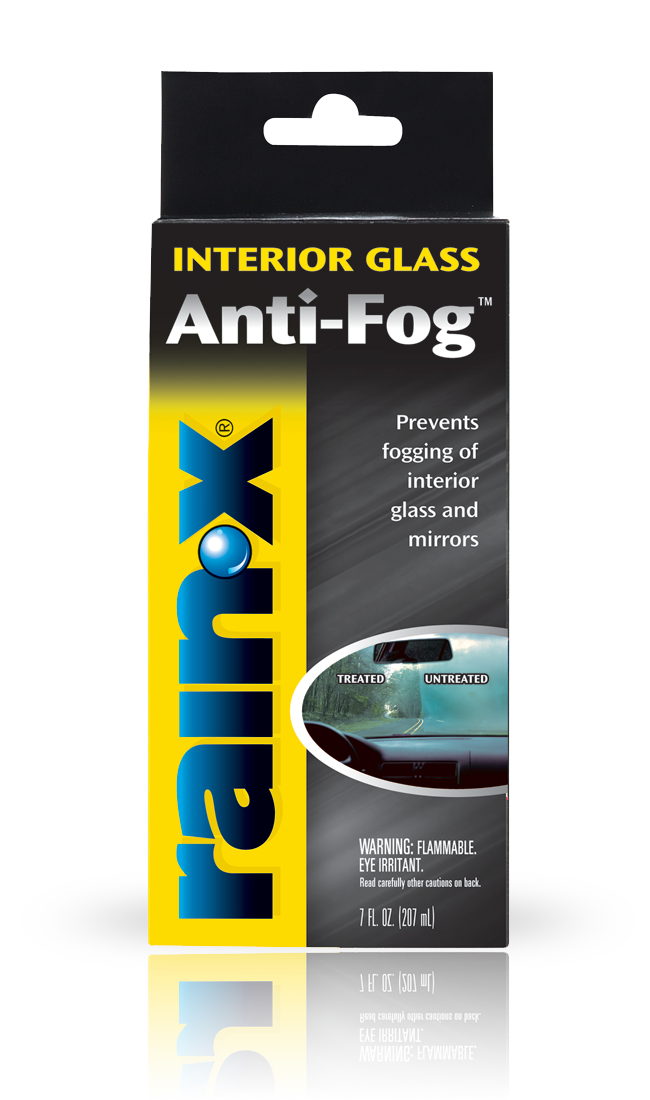 Interior Glass Anti-Fog 7oz