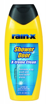 Bathroom Treatments And Cleaners Rain X